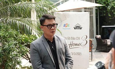 Nhà báo Trần Quang Minh trải lòng về áp lực khi làm truyền hình ở thời 4.0