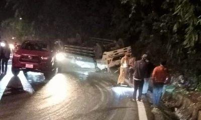 Tai nạn giao thông trên đèo Bảo Lộc, 2 nữ sinh tử vong