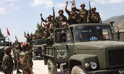 Tình hình chiến sự Syria mới nhất ngày 3/4: Nga-Syria phát động tấn công quy mô lớn vào khủng bố IS
