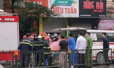 Chủ tịch UBND TP.Hà Nội yêu cầu điều tra nguyên nhân vụ cháy làm 4 người tử vong