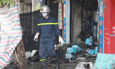 Mẹ nạn nhân vụ cháy 4 người chết ở Hà Nội: