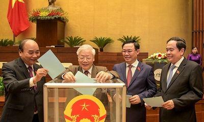 Ngày mai (5/4), Quốc hội bầu tân Chủ tịch nước, tân Thủ tướng