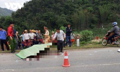 Tin tai nạn giao thông ngày 5/4/2021: Người phụ nữ tử vong thương tâm sau va chạm trên quốc lộ