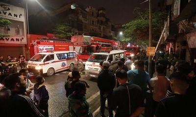 Vụ cháy cửa hàng bán đồ sơ sinh làm 4 người thiệt mạng: Xác định nguyên nhân ban đầu