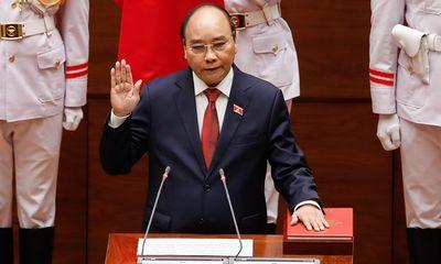 TỔNG THUẬT: Quốc hội bầu tân Chủ tịch nước