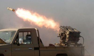 Căn cứ Không quân Balad bị tấn công tên lửa