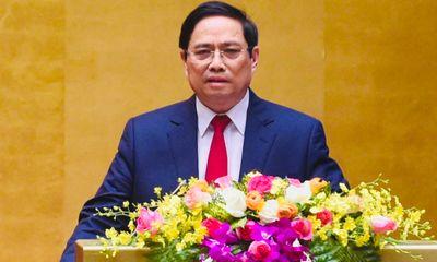 Đồng chí Phạm Minh Chính được đề cử để Quốc hội bầu Thủ tướng