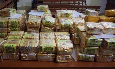 Nghệ An: Bắt 4 đối tượng, thu giữ gần 350kg ma túy các loại