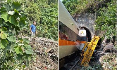 Phẫn nộ cảnh nghi phạm thờ ơ đứng nhìn sau khi gây tai nạn tàu làm 51 người chết