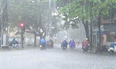Tin tức dự báo thời tiết mới nhất hôm nay 7/4/2021: Hà Nội mưa rào