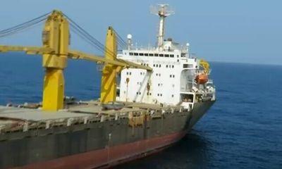 Tàu của Iran bị tấn công tên lửa ngay trên Biển Đỏ