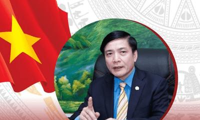 Chân dung ông Bùi Văn Cường - Tổng thư ký Quốc hội
