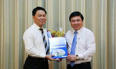 Chân dung Giám đốc sở Xây dựng TP.HCM vừa được bổ nhiệm