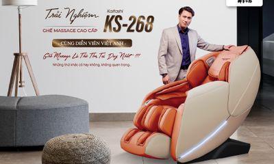 Quyền lợi tiêu dùng - Top những chiếc ghế massage giá rẻ đáng sở hữu nhất hiện nay