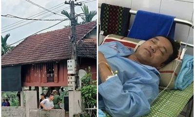 Vụ chồng sát hại vợ rồi tự tử 3 lần vì ghen: Con gái phát hiện kêu la hàng xóm đến cứu