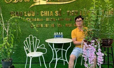 """Xã hội - Nghệ nhân Nguyễn Duy Tân: """"Trồng hoa lan cần có tâm huyết và sự tỉ mỉ"""""""