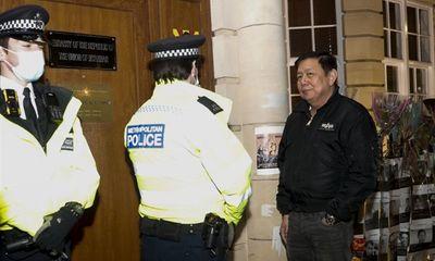 Đại sứ Myanmar tại Anh bị cấp phó 'cấm cửa' không cho vào toà nhà Đại sứ quán