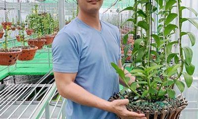 Xã hội - Nghệ nhân Nguyễn Duy Tân: Trồng hoa lan phải thất bại thì mới có nhiều kinh nghiệm