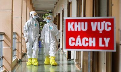 Việt Nam ghi nhận thêm 9 ca mắc COVID-19 nhập cảnh, có 1 bệnh nhi 4 tuổi