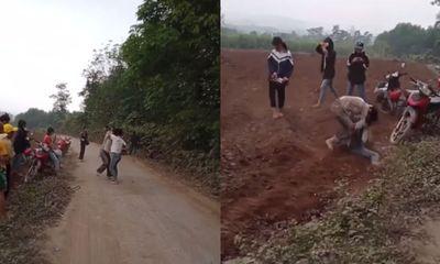 Vụ clip 2 nữ sinh lăn xả đánh nhau ở Nghệ An: Xác định danh tính