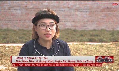 Phòng chẩn trị YHCT Nguyễn Thị Thái giữ gìn nghề thuốc nam truyền thống của dân tộc