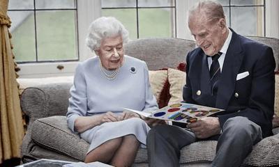 Chuyện tình đẹp hơn cổ tích, kéo dài suốt 7 thập kỷ giữa Nữ hoàng Anh và Hoàng thân Philip
