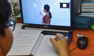 Bộ GD&ĐT cho phép dạy trực tuyến 30% chương trình đào tạo đại học