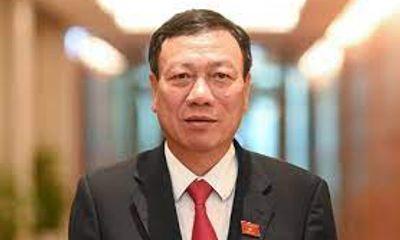 Tiểu sử đồng chí Đoàn Hồng Phong