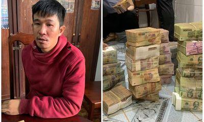 Quá khứ bất hảo của gã trai dùng xà beng đục két sắt trộm gần 7 tỷ đồng của công ty cao su