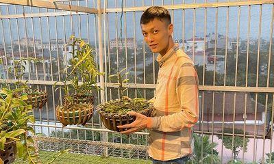 Xã hội - Nghệ nhân Nguyễn Thế Vinh chia sẻ về tình yêu cho loài hoa lan cao quý