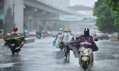 Tin tức dự báo thời tiết mới nhất hôm nay 10/4/2021: Hà Nội mưa dông