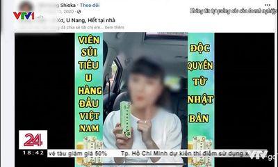 """Vụ Vân Dung bị gọi tên khi VTV đưa tin một nghệ sĩ """"lừa""""khán giả: Quảng cáo sai sự thật bị xử lý ra sao?"""