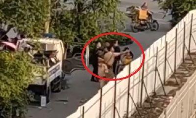 Tin tức thời sự mới nóng nhất hôm nay 9/4: Xôn xao clip CSGT xô xát với nhóm thanh niên