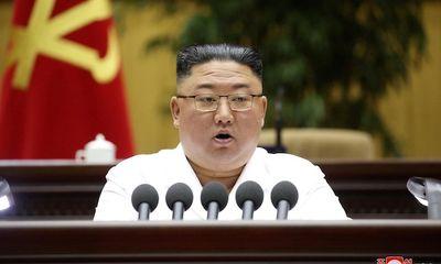 Chủ tịch Triều Tiên Kim Jong-un phát động chiến dịch