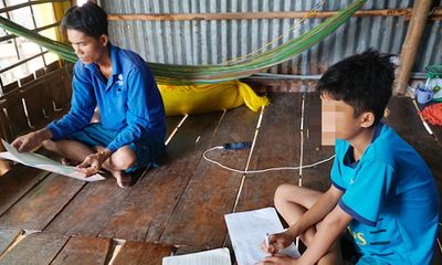 Vụ học sinh lớp 6 không đọc được chữ: Phân công giáo viên kèm cặp riêng các học sinh yếu kém