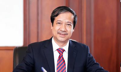 Tân Bộ trưởng bộ GD-ĐT Nguyễn Kim Sơn gửi thư tới các thầy, cô giáo cả nước