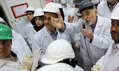 Iran thông báo bị