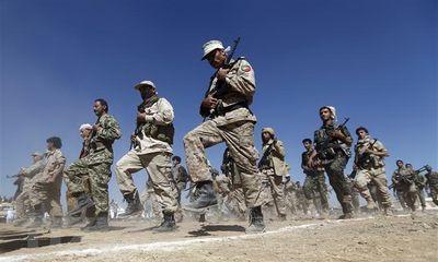 Tin tức quân sự mới nhất ngày 12/4: Liên quân Saudi Arabia đánh chặn nhiều UAV của Houthi