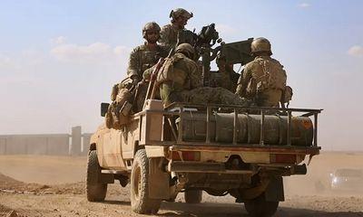 Truyền thông Syria tố quân đội Mỹ trộm 41 xe chở dầu chuyển sang Iraq