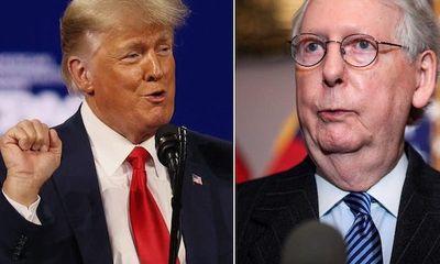Lãnh đạo đảng Cộng hoà né tranh lời chỉ trích của cựu Tổng thống Trump