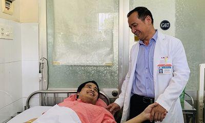 Nam bệnh nhân nằm viện 11 năm, được bảo hiểm chi trả gần 40 tỷ đồng đã xuất viện