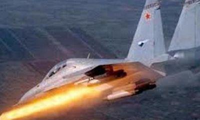 Tình hình chiến sự Syria mới nhất ngày 13/4: Nga không kích hang ổ khủng bố IS ở tam giác sa mạc
