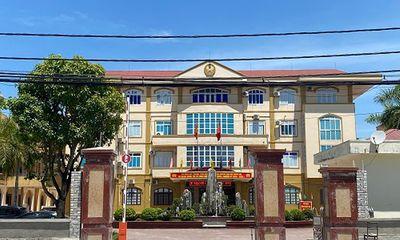 Vì sao Phó Chủ tịch HĐND thị xã Nghi Sơn bị bắt?