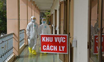 Việt Nam ghi nhận thêm 7 ca mắc COVID-19 chiều 13/4