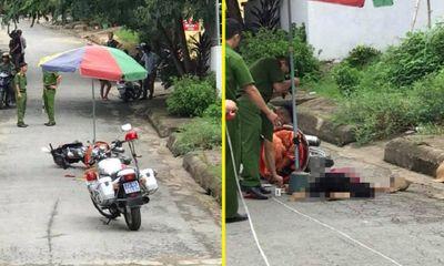 Vụ nam thanh niên bị nhóm người lạ mặt chặn đầu xe, đâm tử vong: 2 đối tượng ra đầu thú