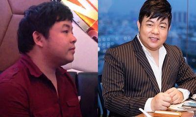 Trước khi giảm được 8kg, Quang Lê từng