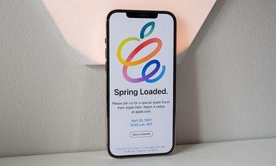 Tin tức công nghệ mới nóng nhất hôm nay 15/4: Apple gửi thư mời sự kiện đầu tiên trong năm 2021