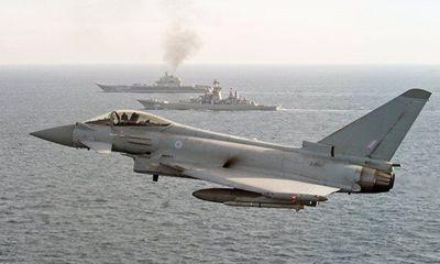 Tin tức quân sự mới nhất ngày 14/4: NATO đưa máy bay chiến đấu tới sát biên giới Ukraine