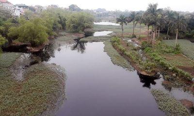 Sông Đáy ô nhiễm: Trách nhiệm của Bộ TNMT, Bộ NN&PTNT, UBND TP Hà Nội ở đâu?