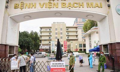 Bác sĩ vừa xin nghỉ việc ở Bệnh viện Bạch Mai:
